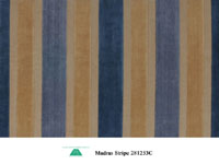 MADRAS STRIPE
