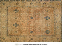 TABRIZ ANTIQUE 63618D